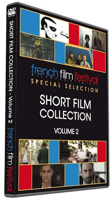 Dvd Shop French Film Festival